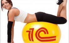 1с фитнес CRM